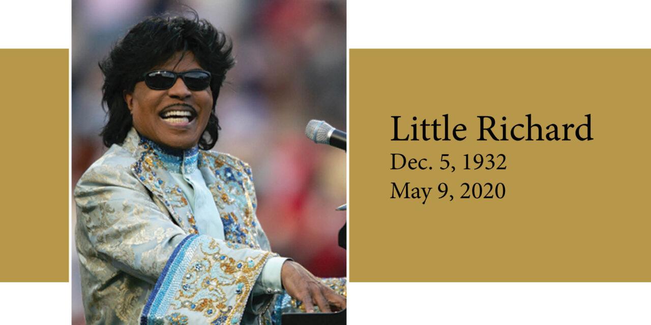 Kansas Citians  Remember And Praise Little Richard