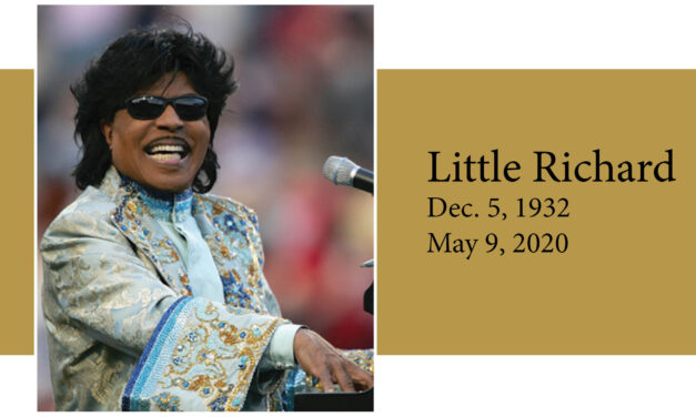 Kansas Citians  Remember And Praise Little Richard