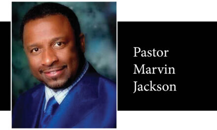 Memorial Services To Be Held Sunday May 17, For Pastor Marvin Jackson