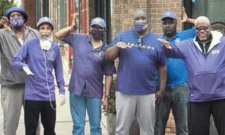 Omicron Xi Chapter Of Omega Psi Phi Fraternity  Supports Black Owned Businesses During COVID-19