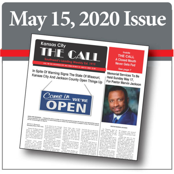 May 15, 2020 Issue