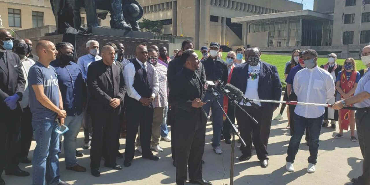 Area Clergy Present List Of Demands To Kansas City Police Board