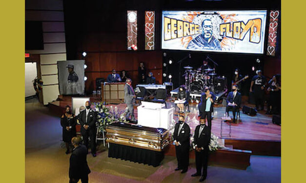 Floyd Eulogized At Minneapolis Memorial In First Of 3 Events