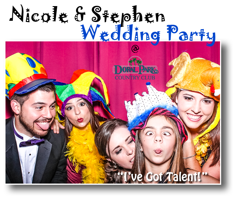 photo booth doral