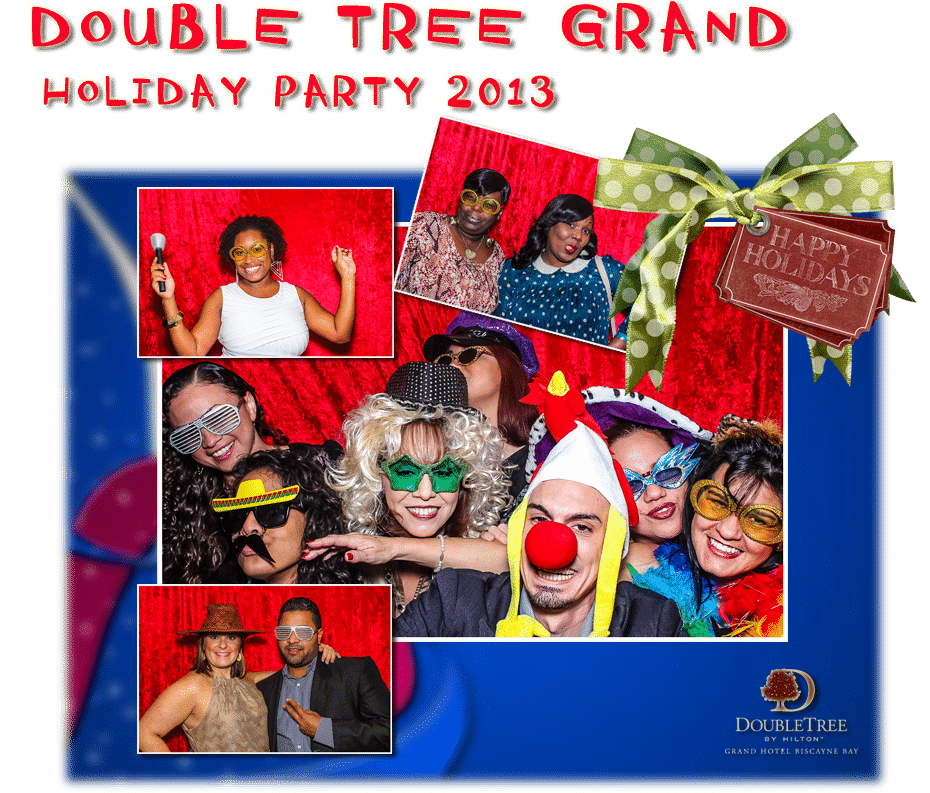 Doubletree Grand Holiday 2013