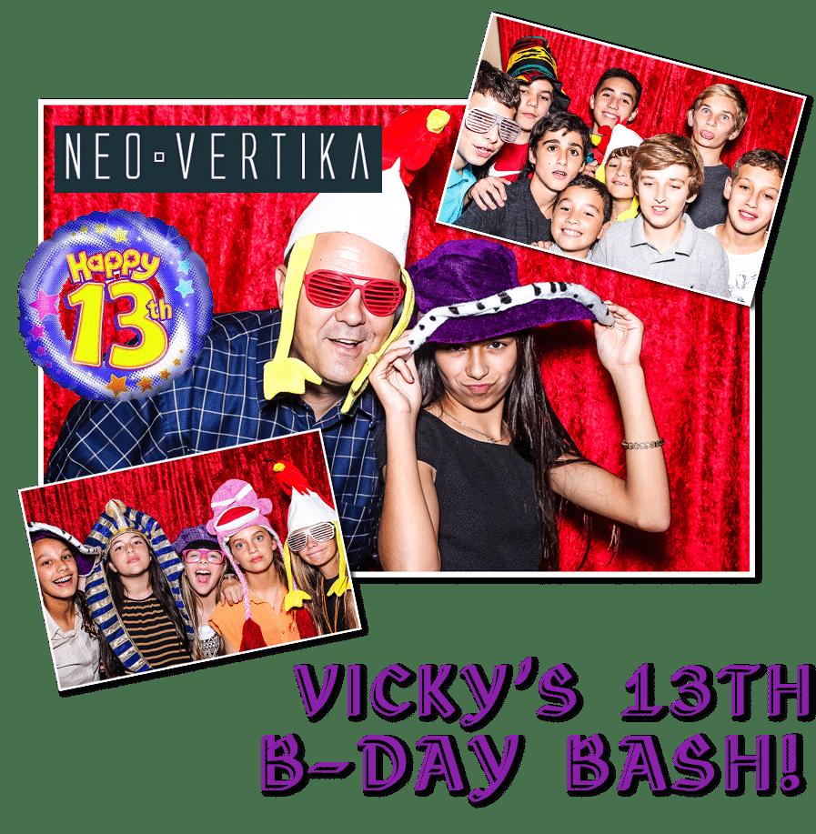 Vicky's 13th Bday