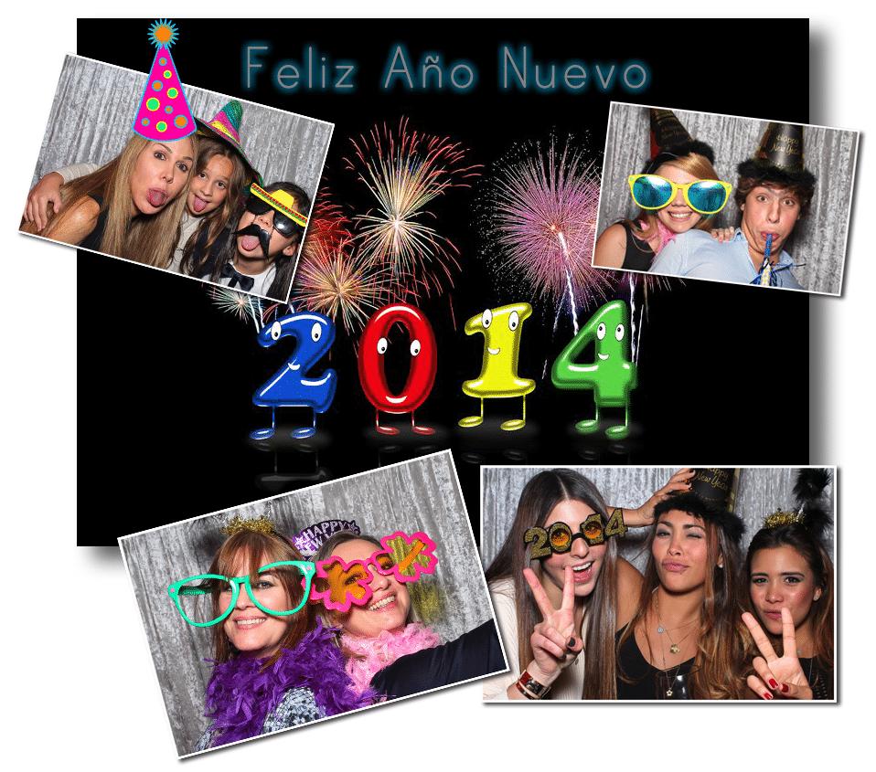 Graciela's new years eve