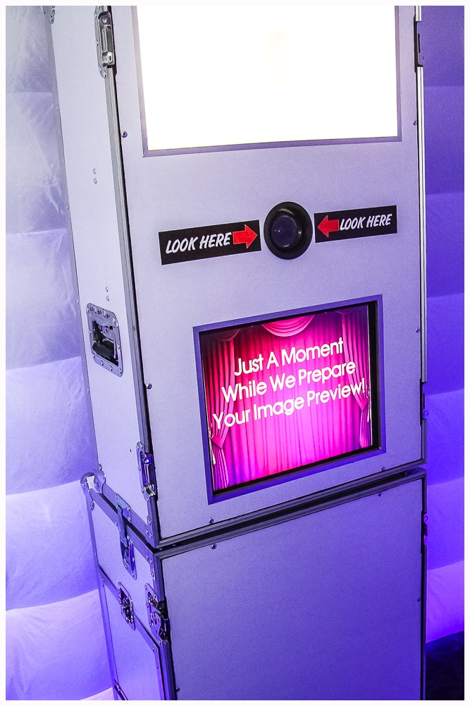 Party Cube Machine