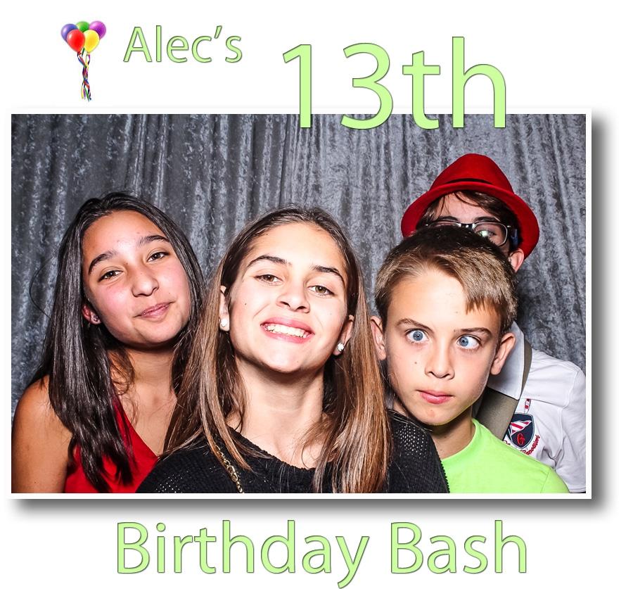 alecs 13th bday