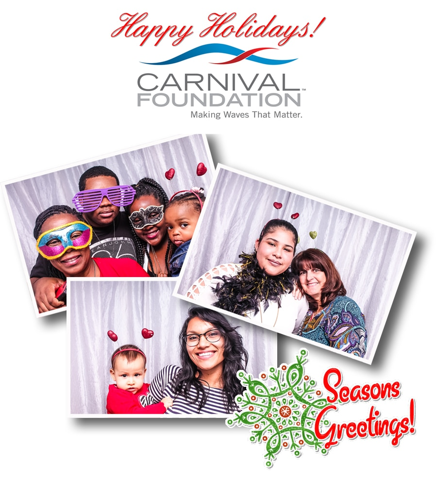 carnival foundation 2014
