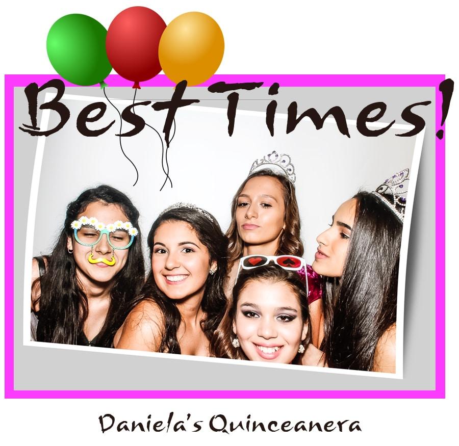Danielas Quinceanera