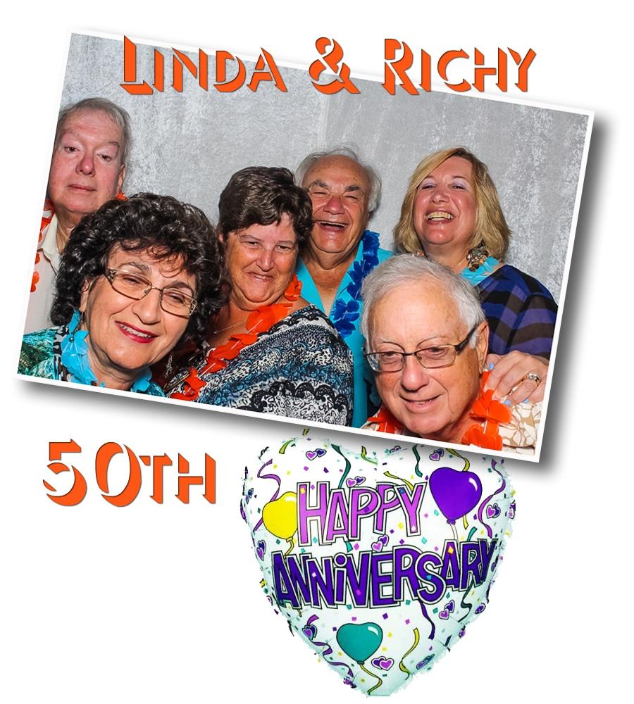 L & Richey 50th