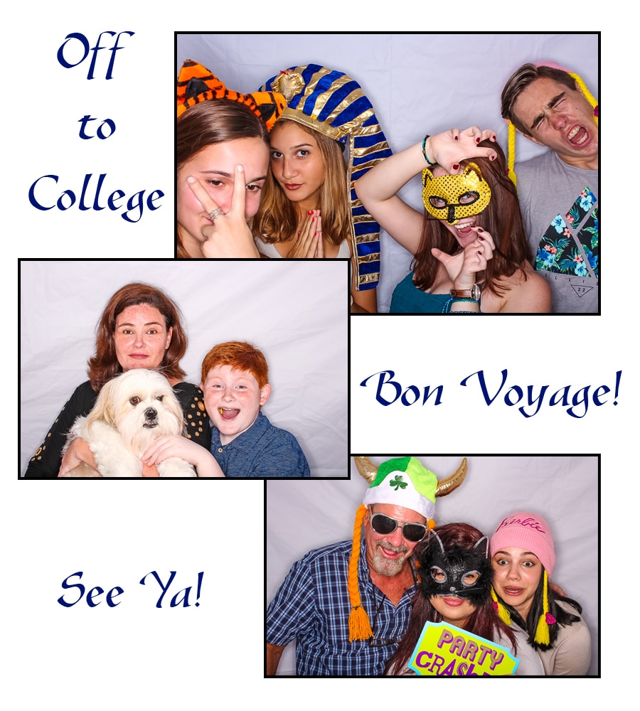 Palmetto Bay Photo Booth Party