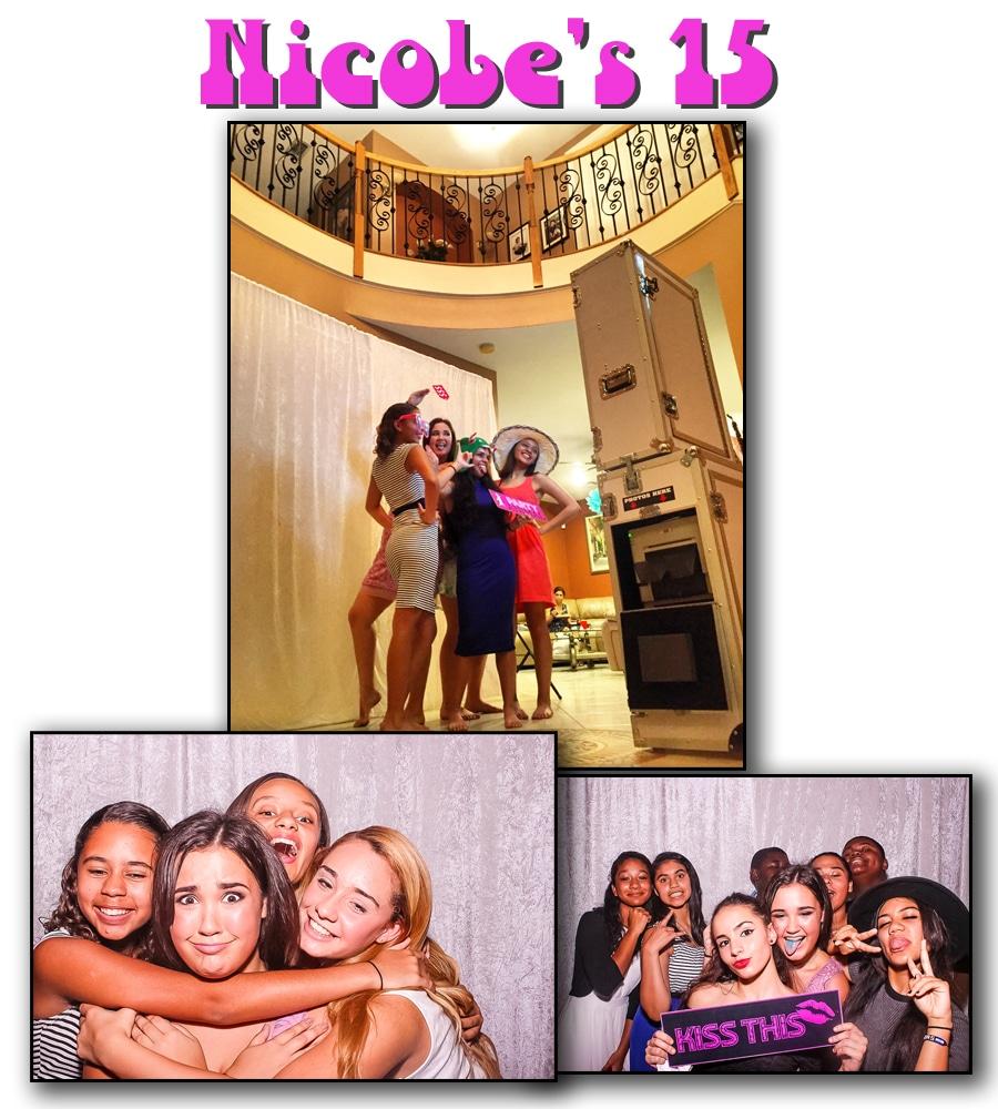 Nicole's 15 Party