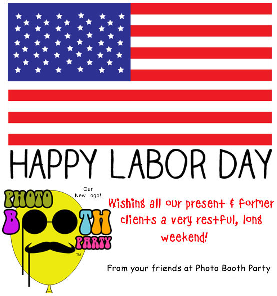 Labor Day Photo Booth 2015