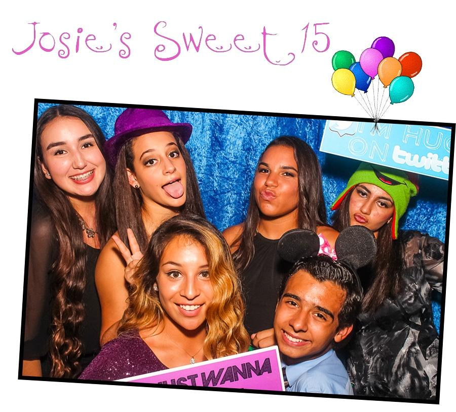 Josie'sSweet15
