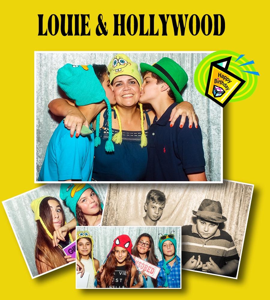 LOUIE & HOLLYWOOD
