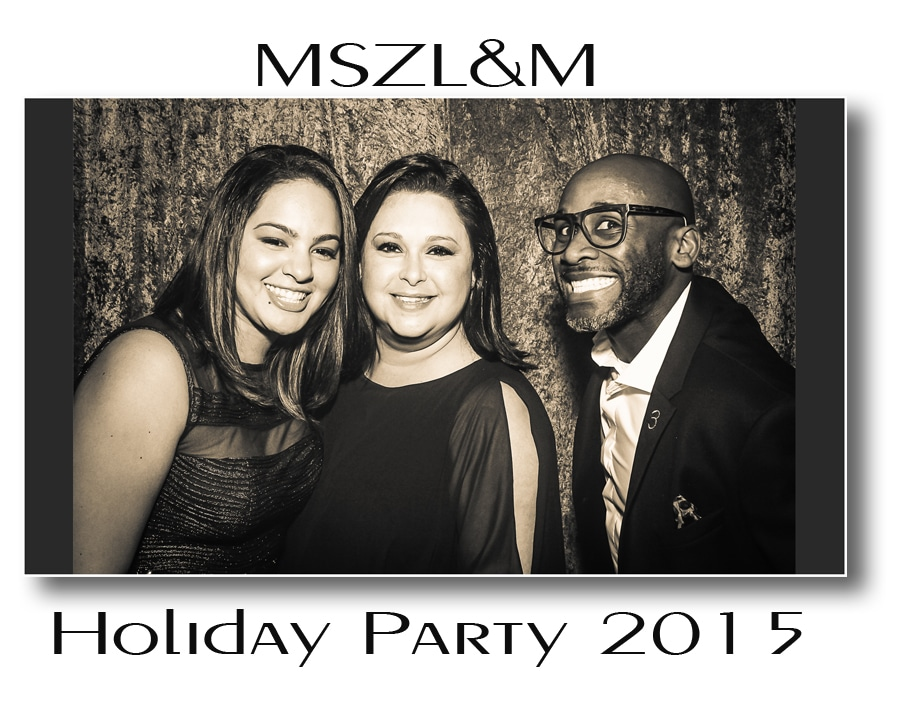MSZL&M Holiday Party 2015