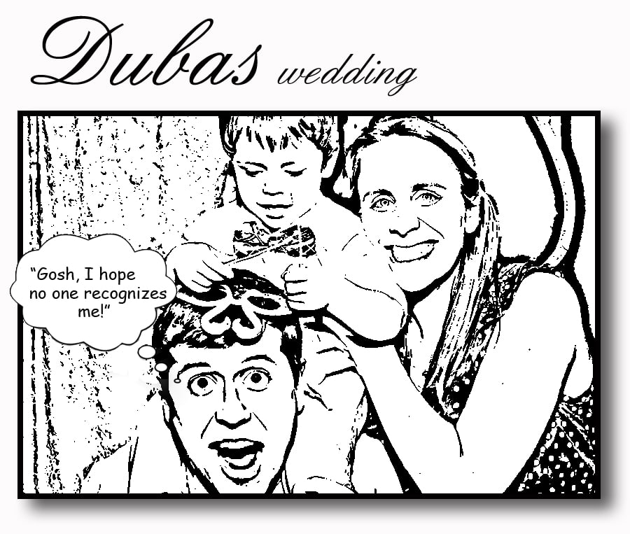 dubas wedding