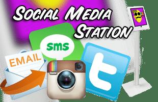 Social Media Station