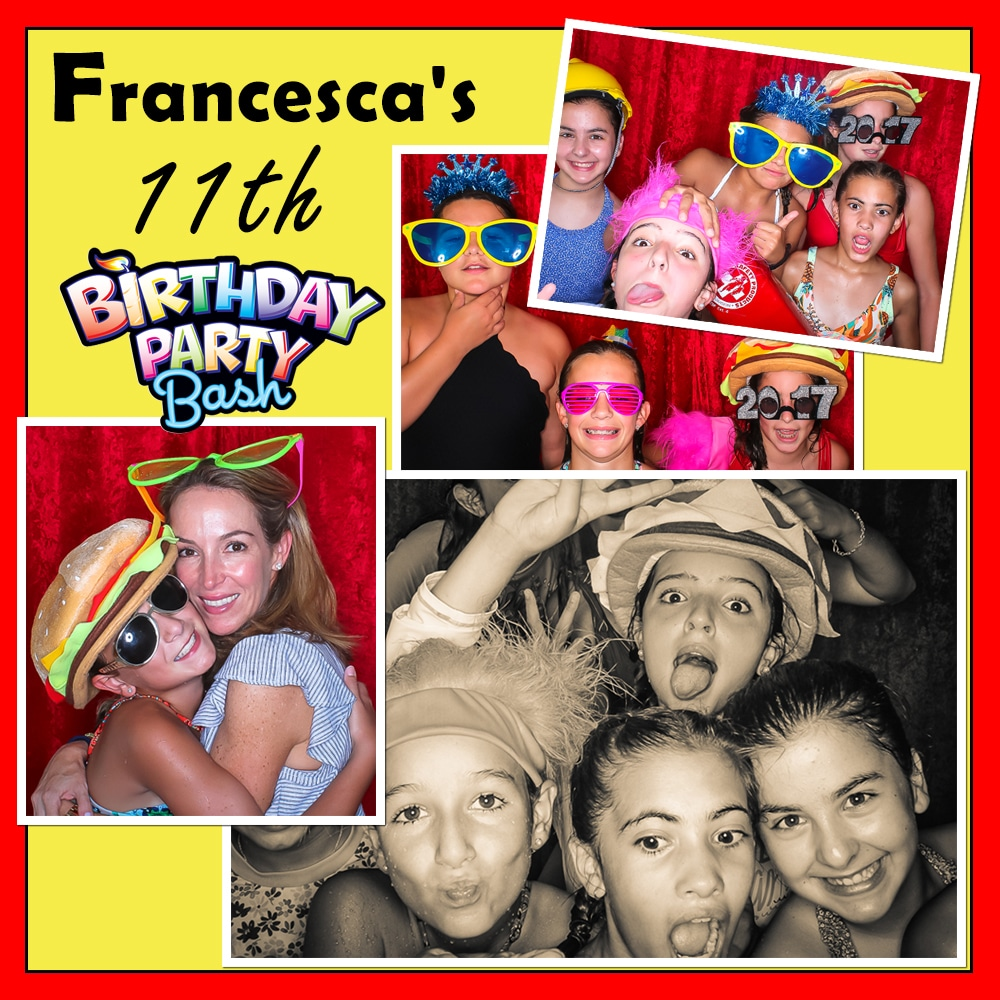 Pool Party Photo Booth Miami