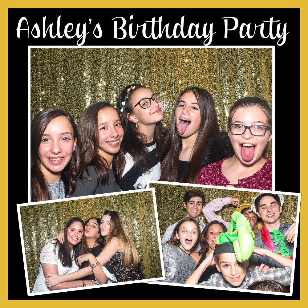 Photo Booth Teen Party