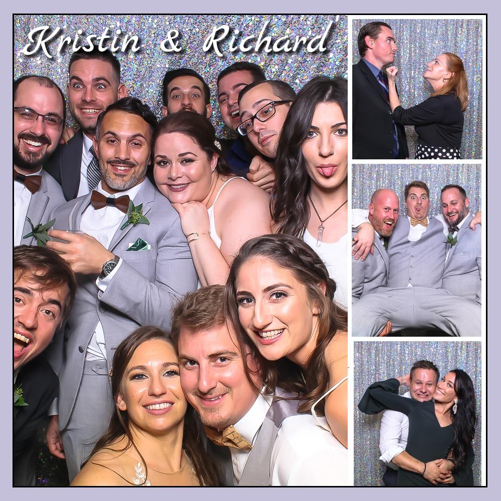 Las Olas Wedding Photo Booth Party