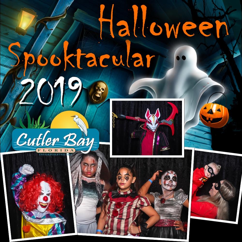 Halloween Photo Booth Cutler Bay