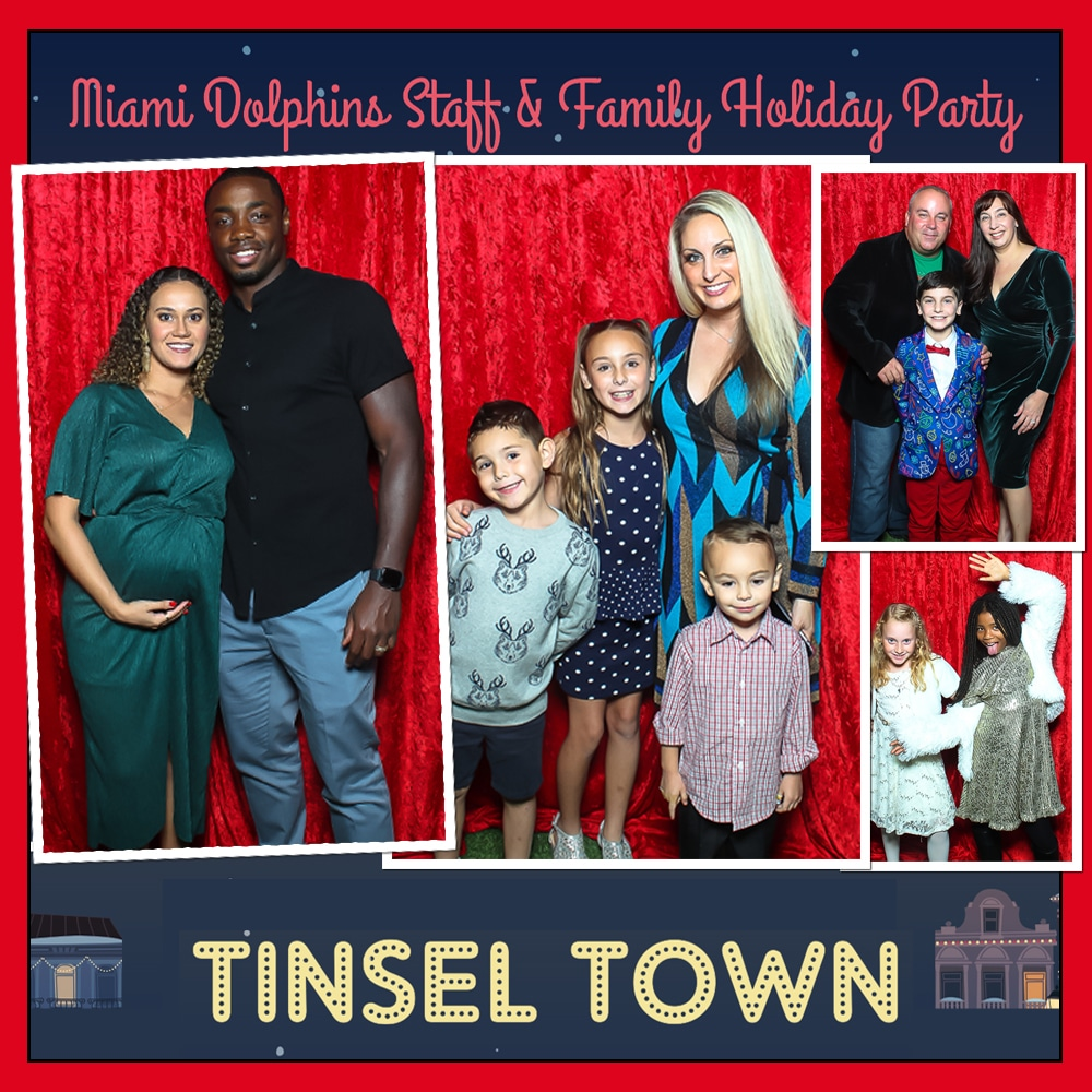 Dolphins Staff Holiday Party 2019