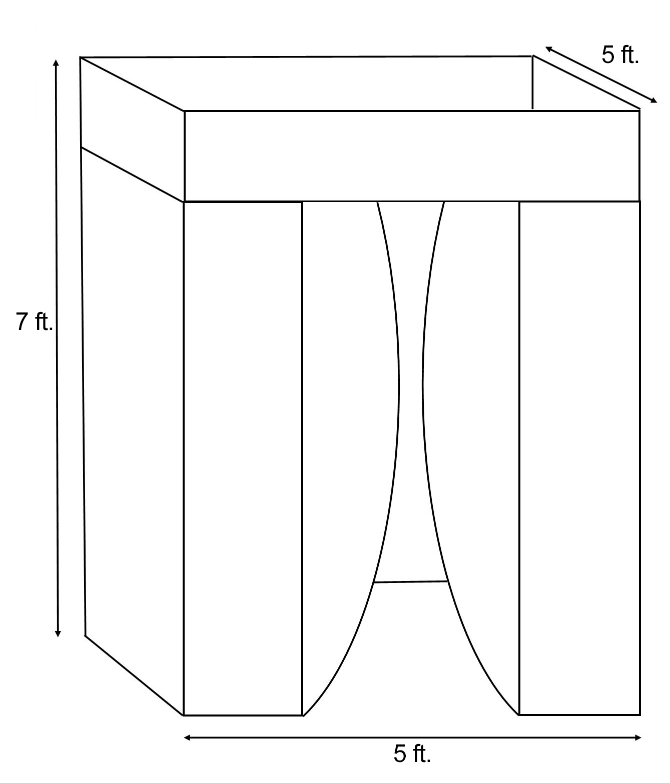 Lounge Dimensions