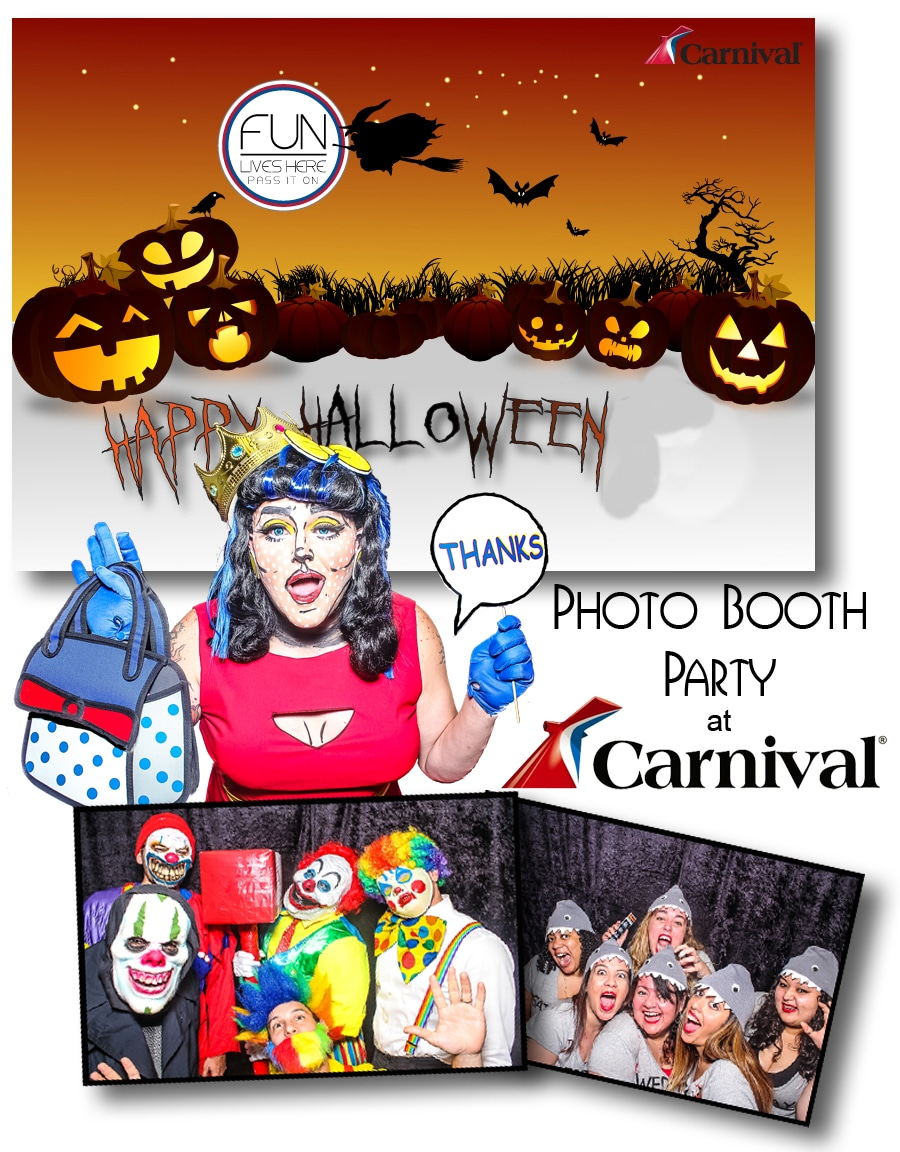 Halloween costumes group