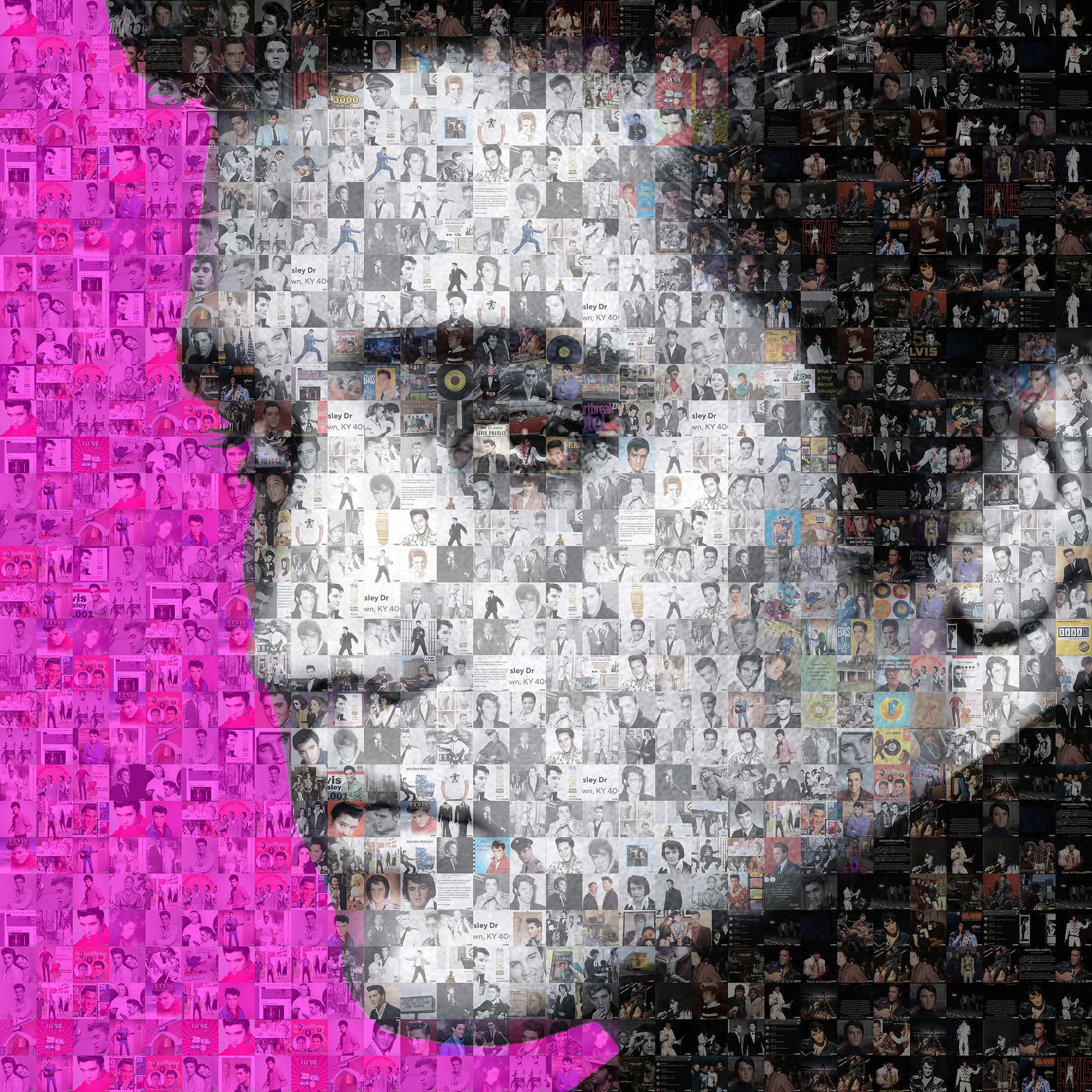 Elvis_Mosaic