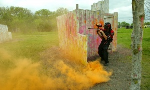 A&E Paintball by Joseph Caudle