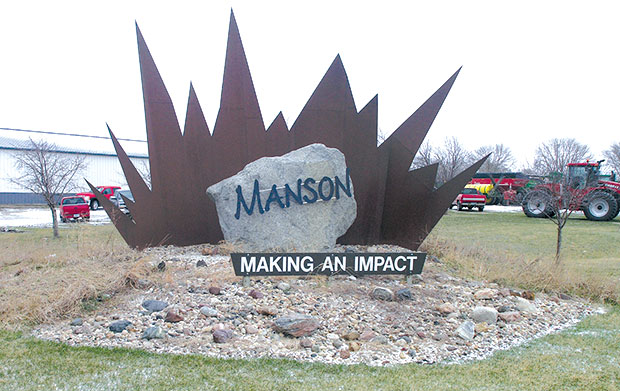 Welcome to Manson!