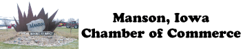 Manson Iowa Chamber of Commerce