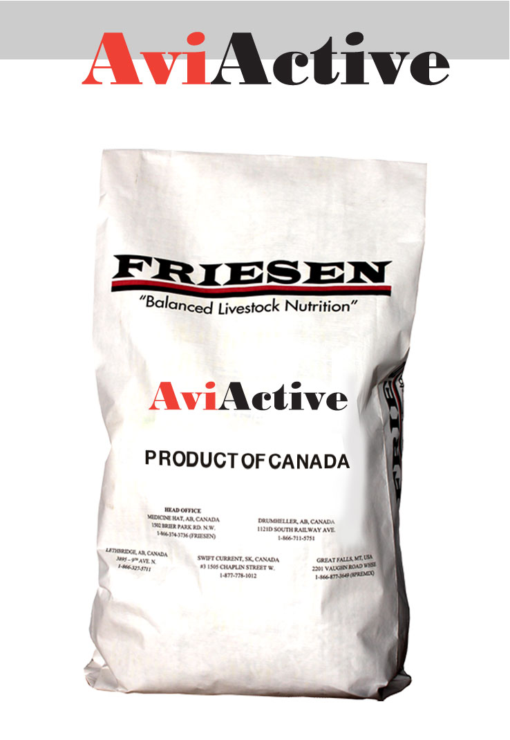 Friesen Nutrition AviActive