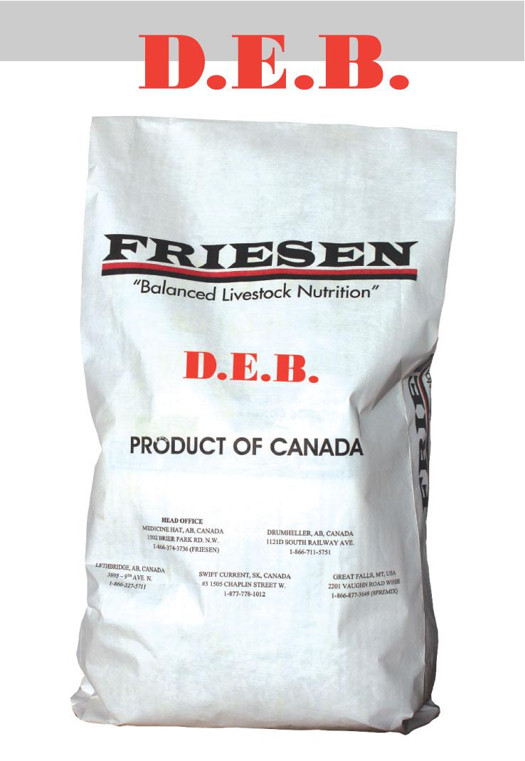 Friesen Nutrition DEB