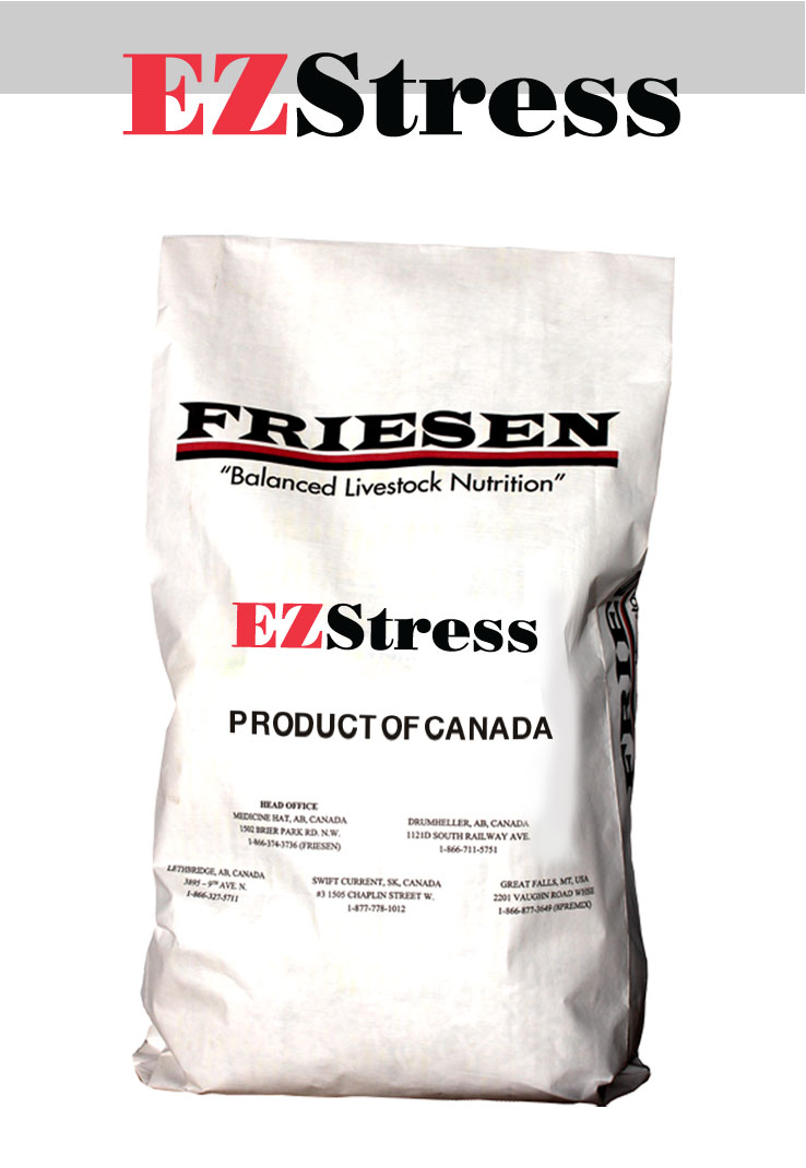 Friesen Nutrition EZStress