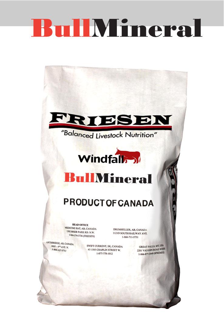 Friesen Nutrition Bull Mineral