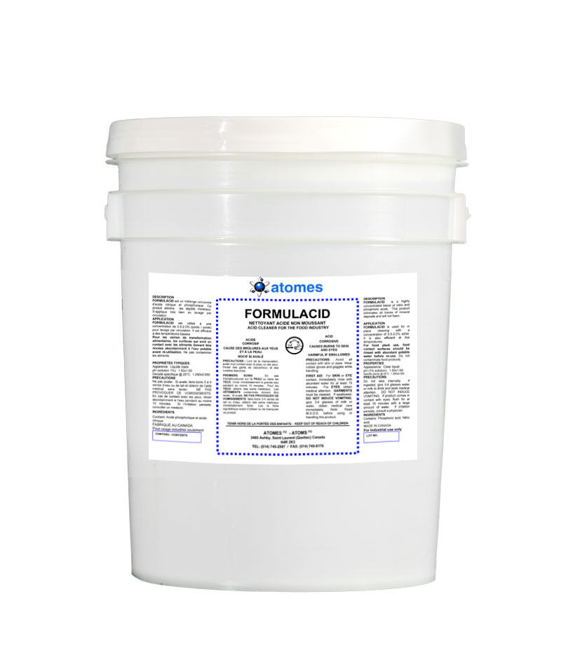 Friesen Nutrition formula cid
