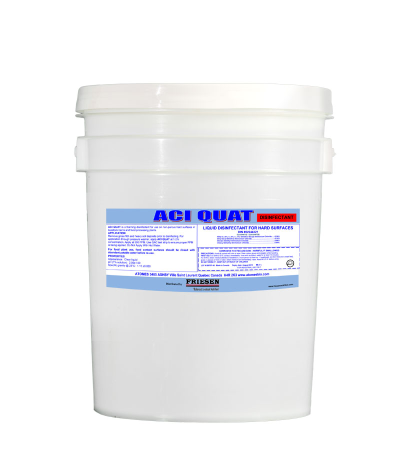 Friesen Nutrition Aci Quat