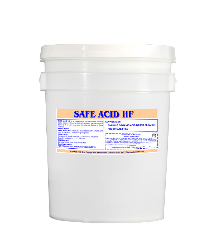 Friesen Nutrition Safe Acid HF