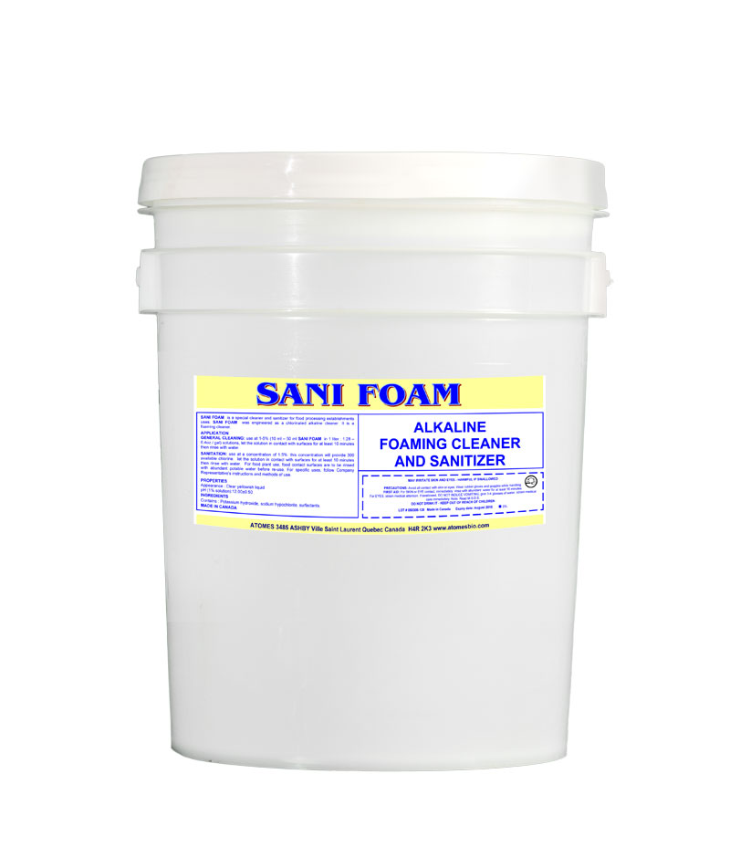 Friesen Nutrition Sani Foam