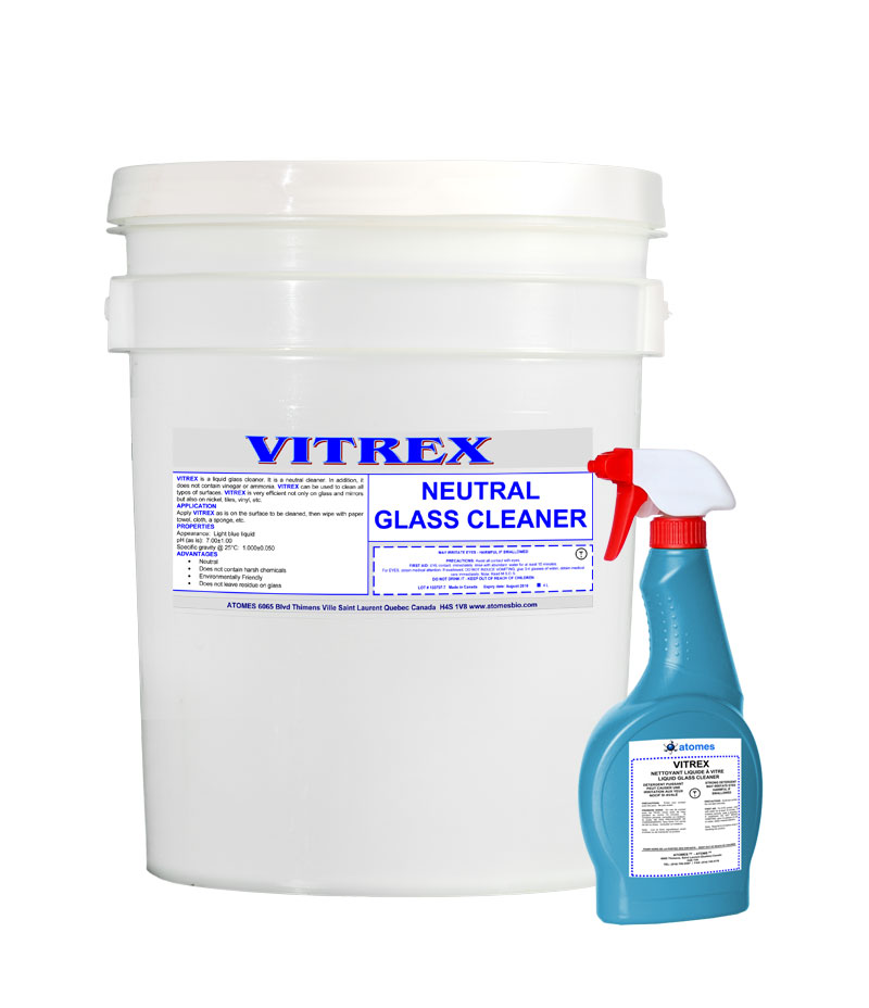 Friesen Nutrition VITREX cleaner