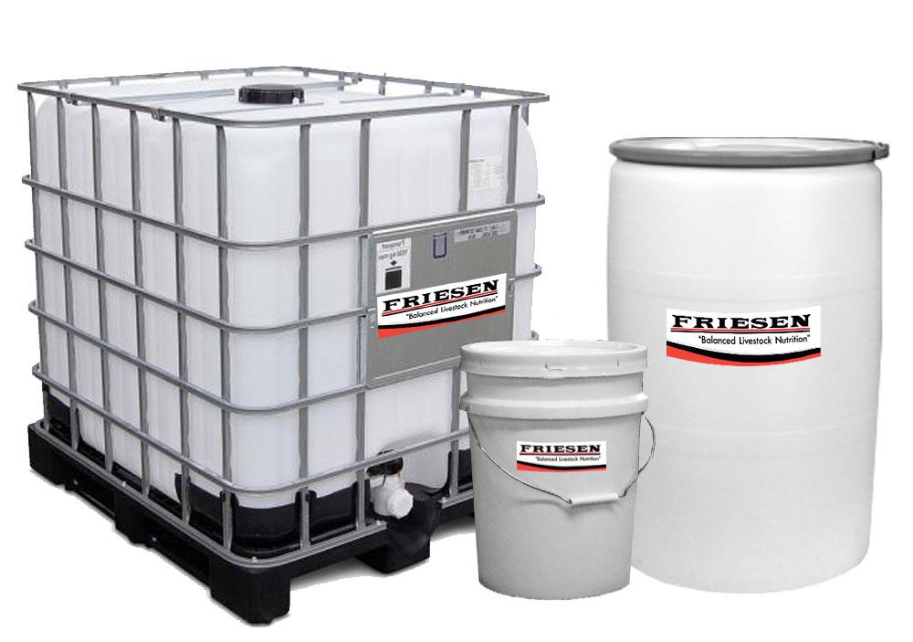 Friesen Nutrition bulk products