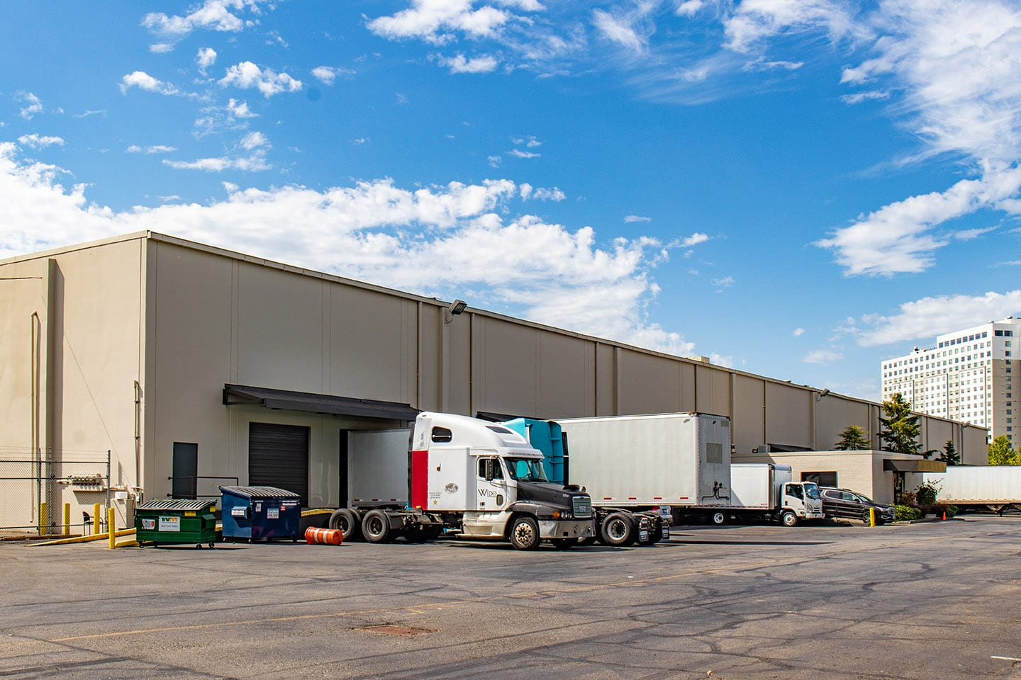Andover Distribution Center