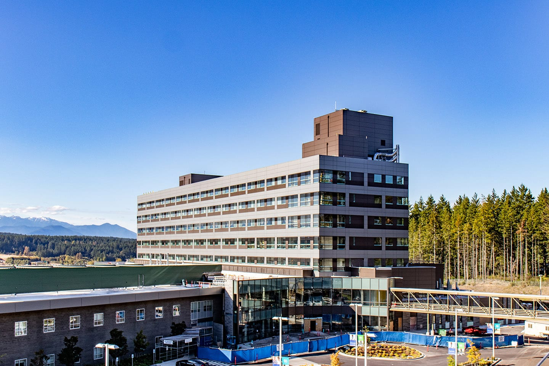 Harrison Hospital Expansion