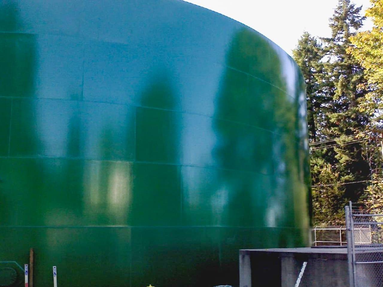 Renton Water Tanks