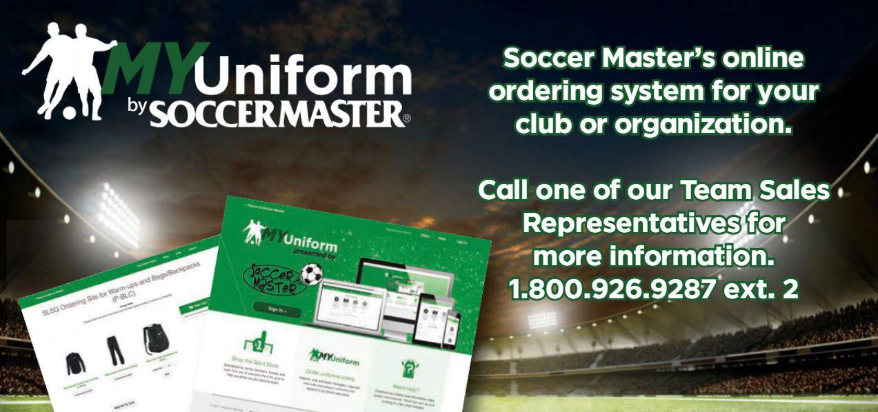 Soccer Master MyUniform