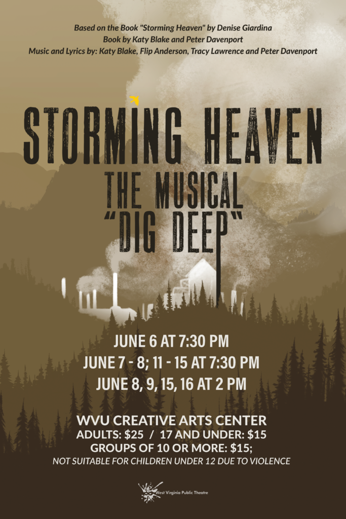 Storming Heaven the Musical